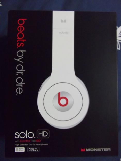 Beats solo hd box